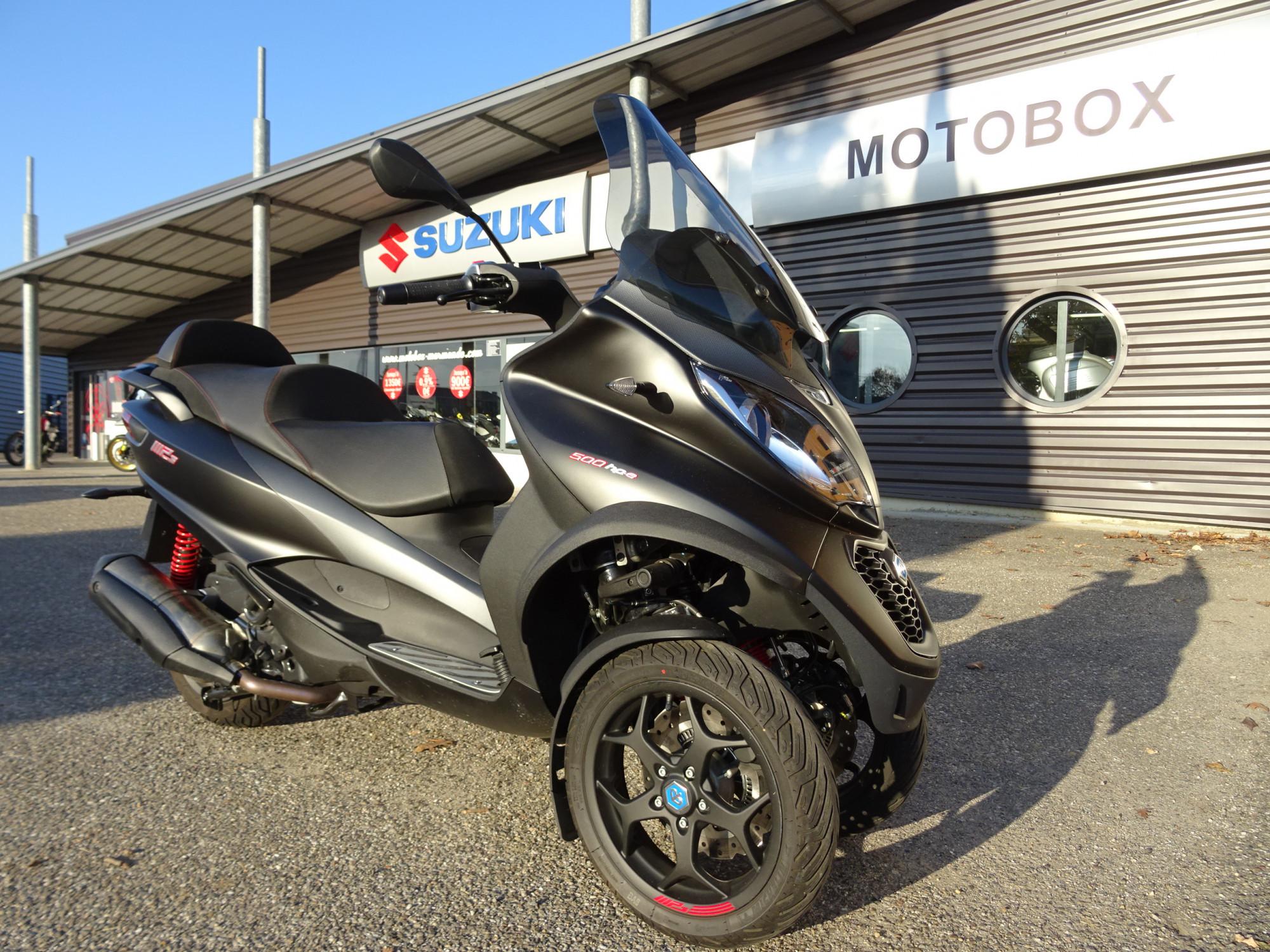 Annonce moto Piaggio MP3 500 LT ABS