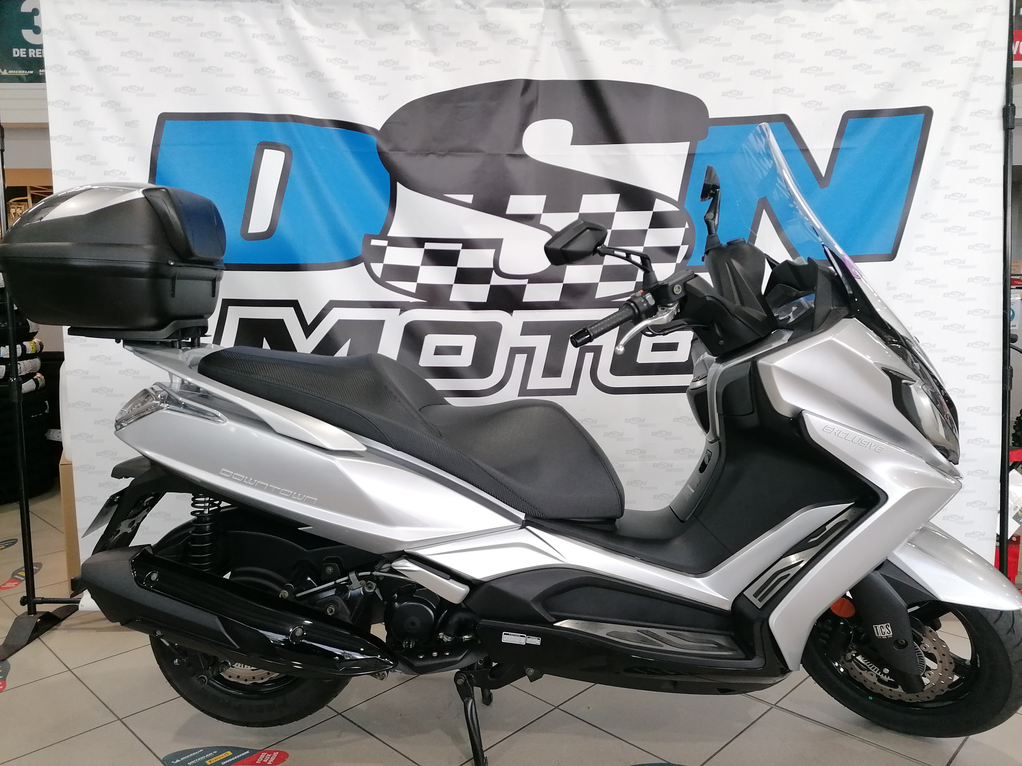 Annonce moto Kymco DOWNTOWN 350 ABS