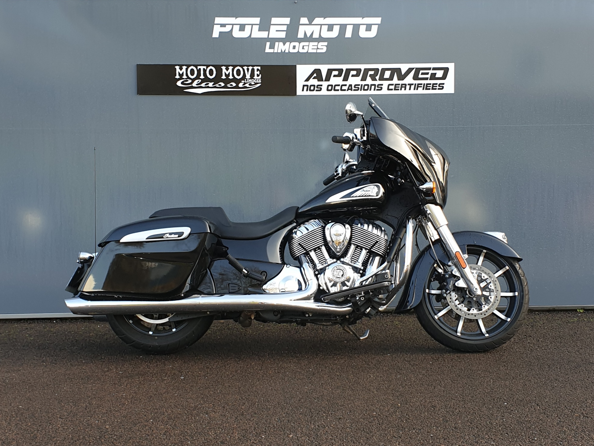 Annonce moto Indian CHIEFTAIN