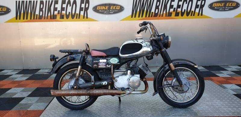 Annonce moto Yamaha YBR