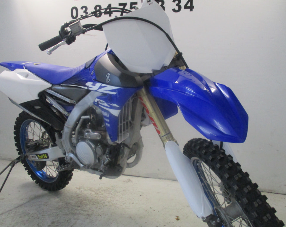 photo de YAMAHA YZ 250 F(CROSS) 250 occasion de couleur  en vente �  Vesoul