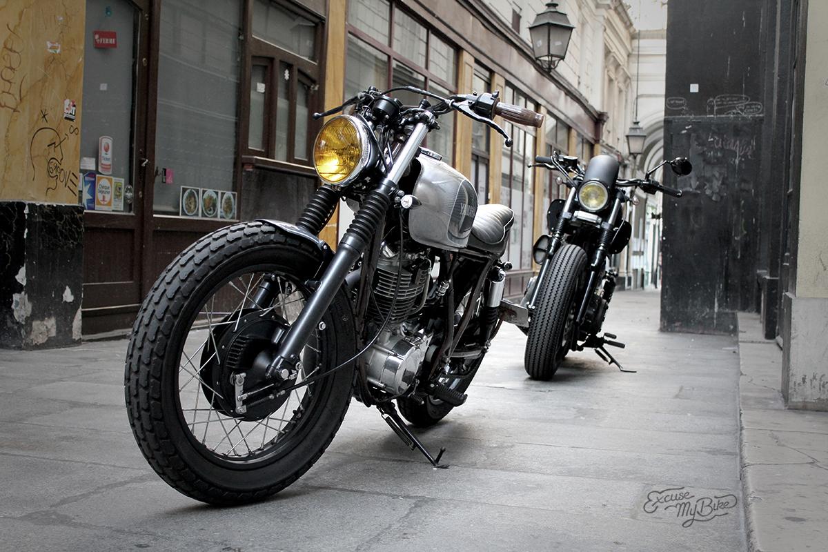 Annonce moto Yamaha SR 500