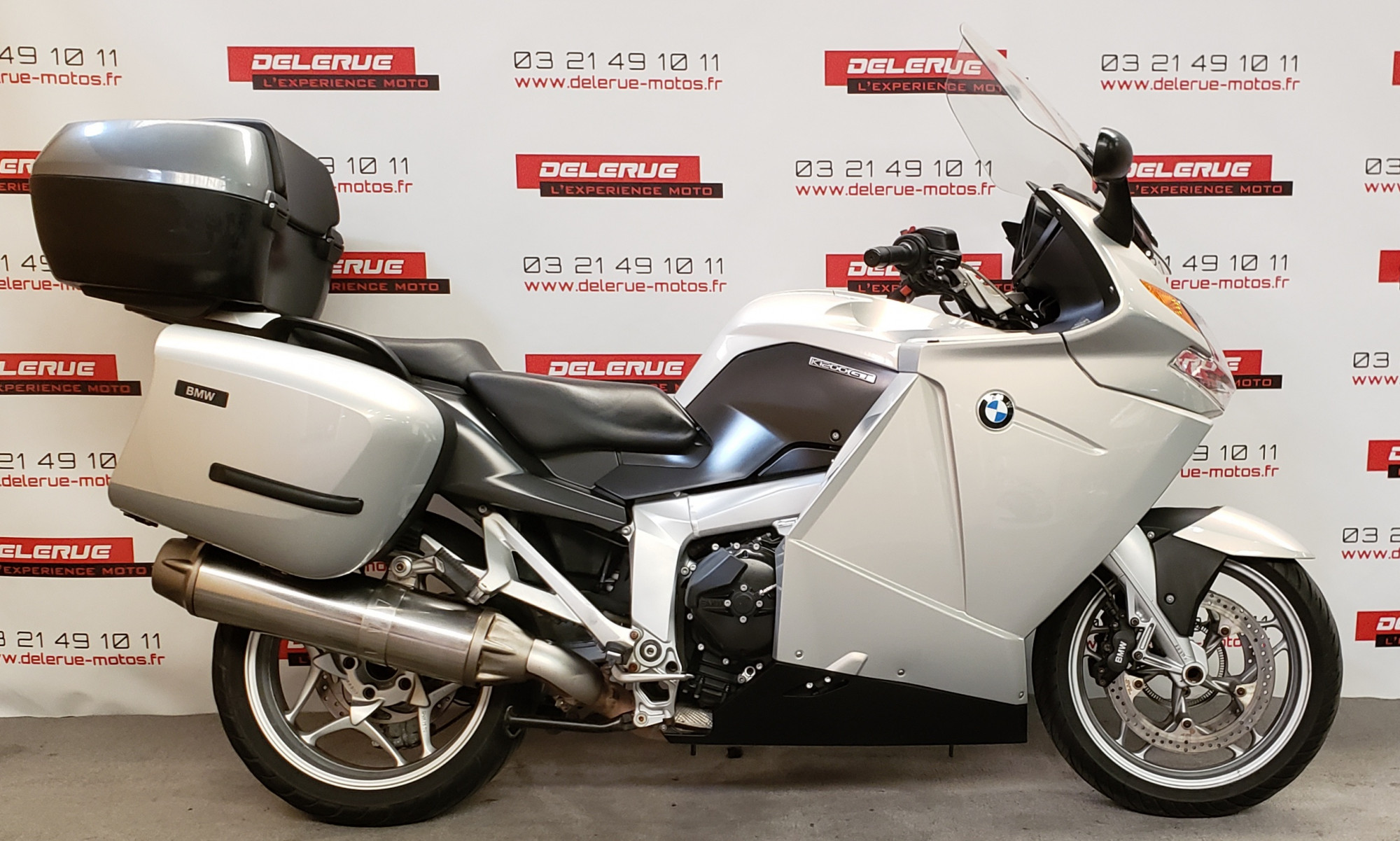 Annonce moto BMW K 1200