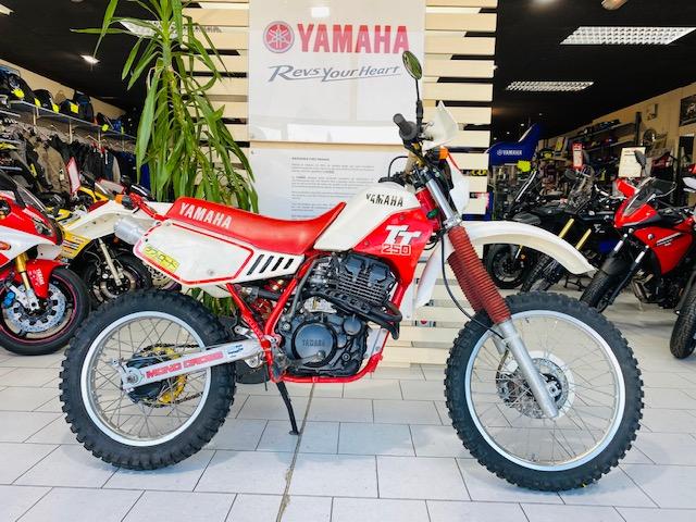 photo de YAMAHA TT 250R 250 occasion de couleur  en vente �  Draguignan