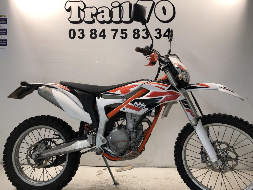 Annonce moto KTM FREERIDE 350