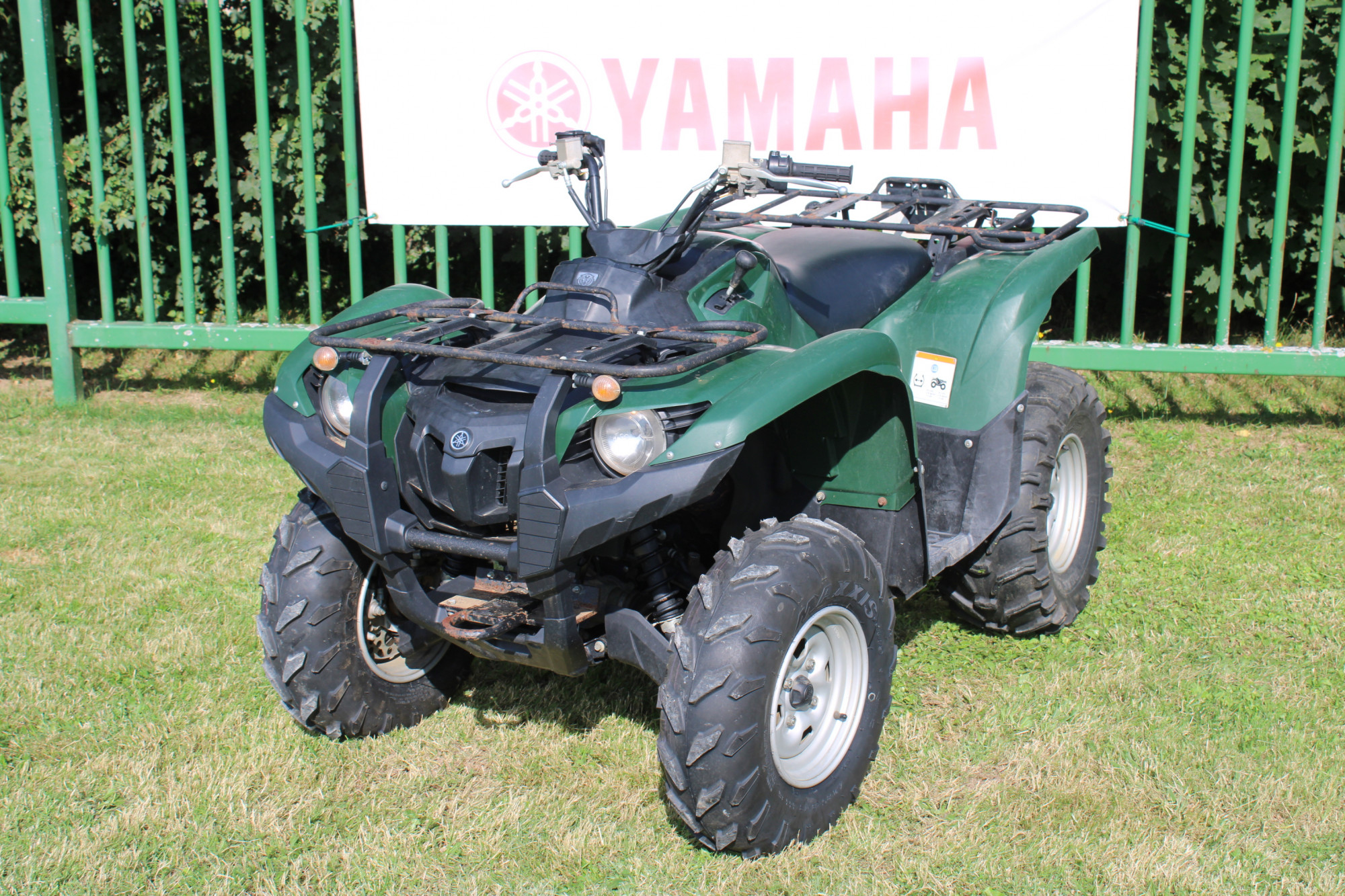 Annonce moto Yamaha YFM 550 GRIZZLY EPS 2 PLACES