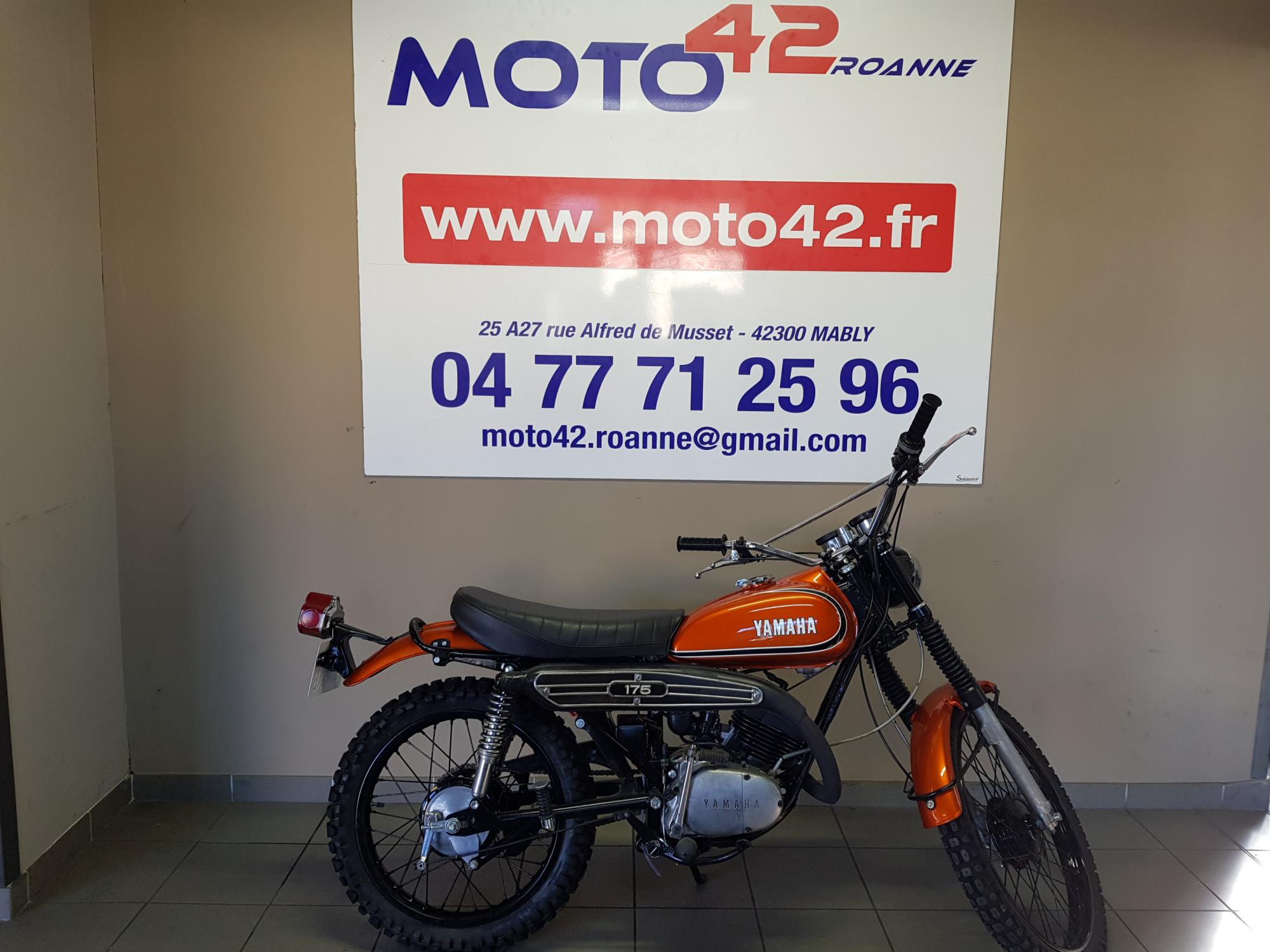 Annonce moto Yamaha CT 175