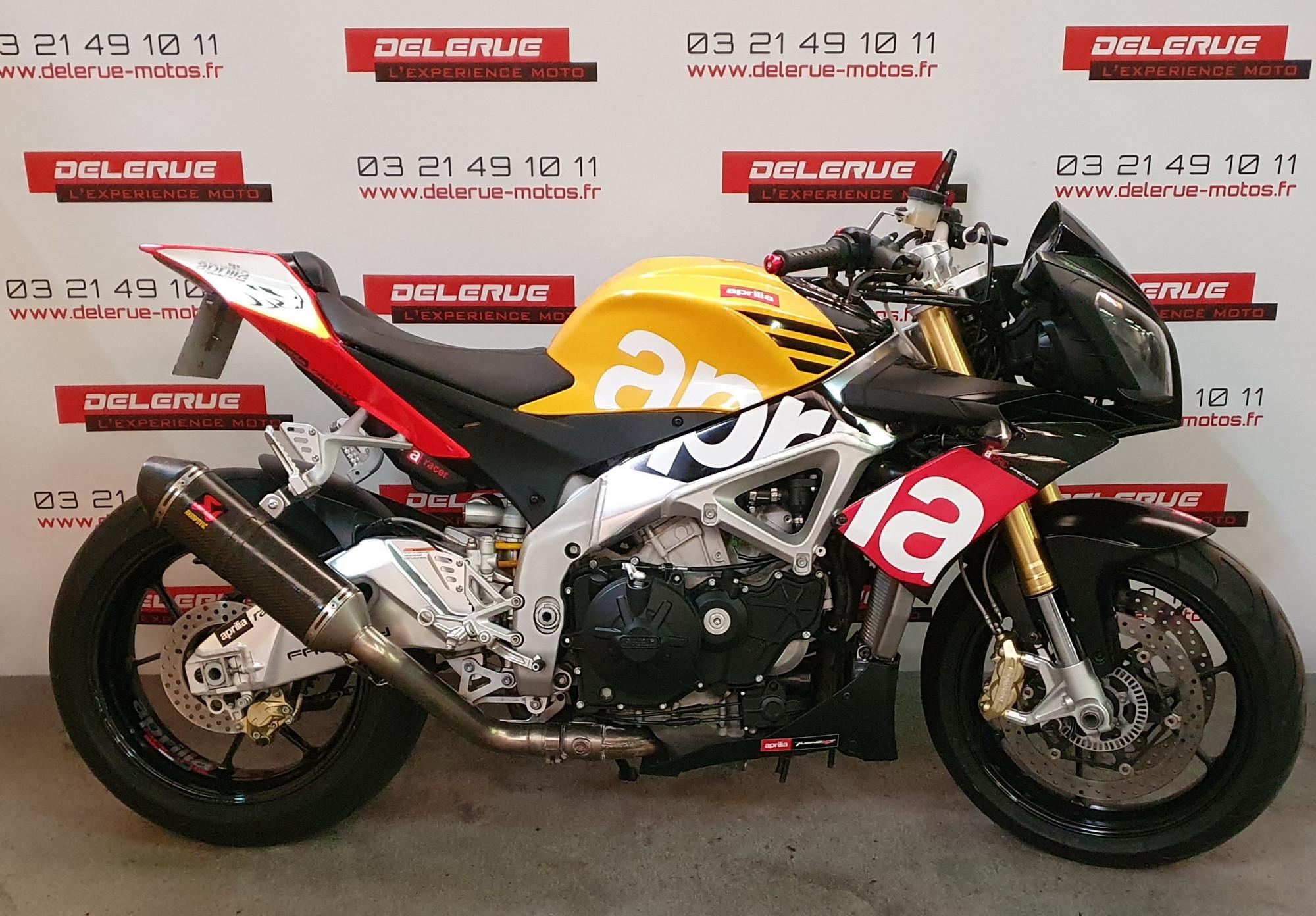 Annonce moto Aprilia TUONO 1100 V4 FACTORY