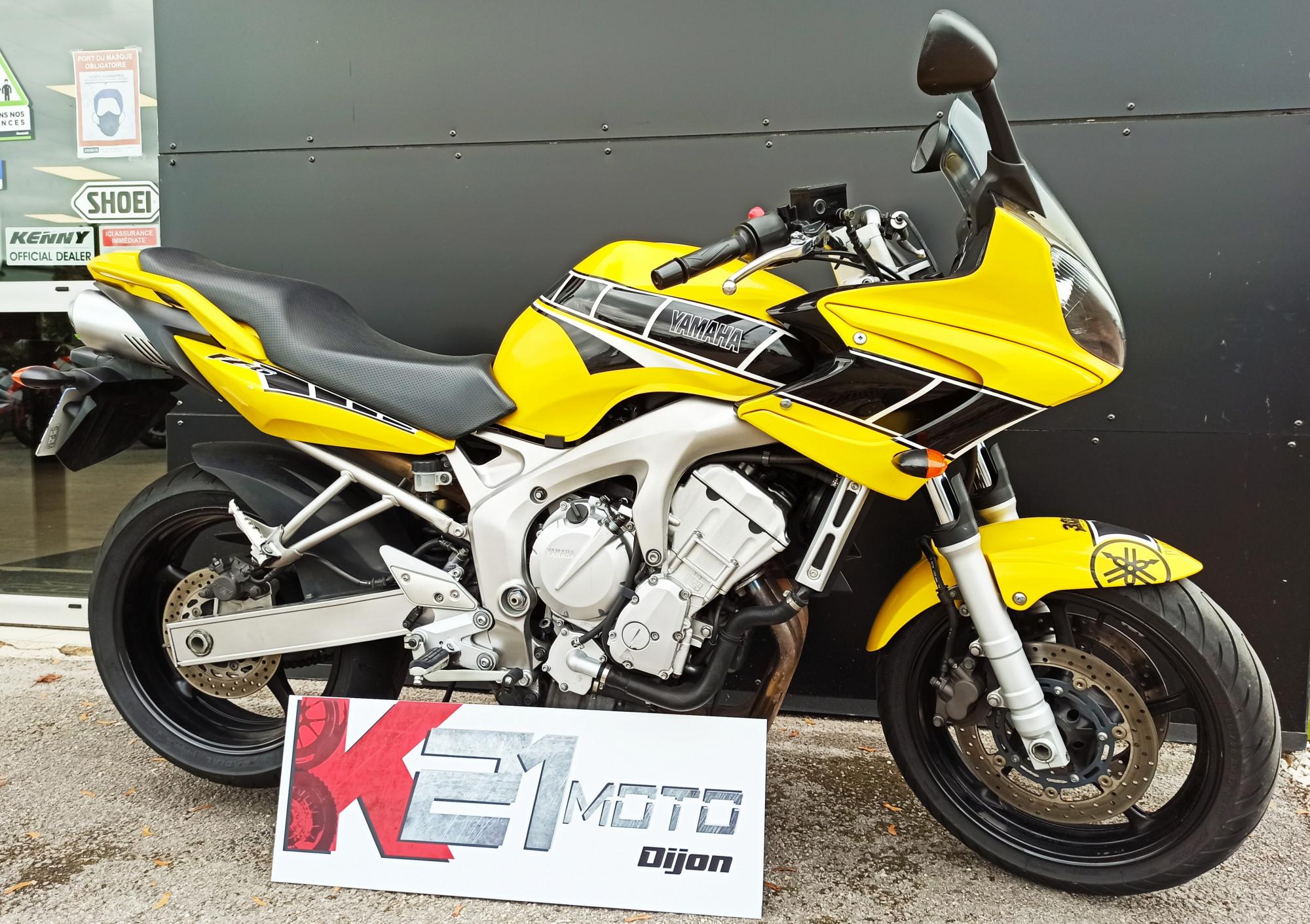 Annonce moto Yamaha FZ6 FAZER