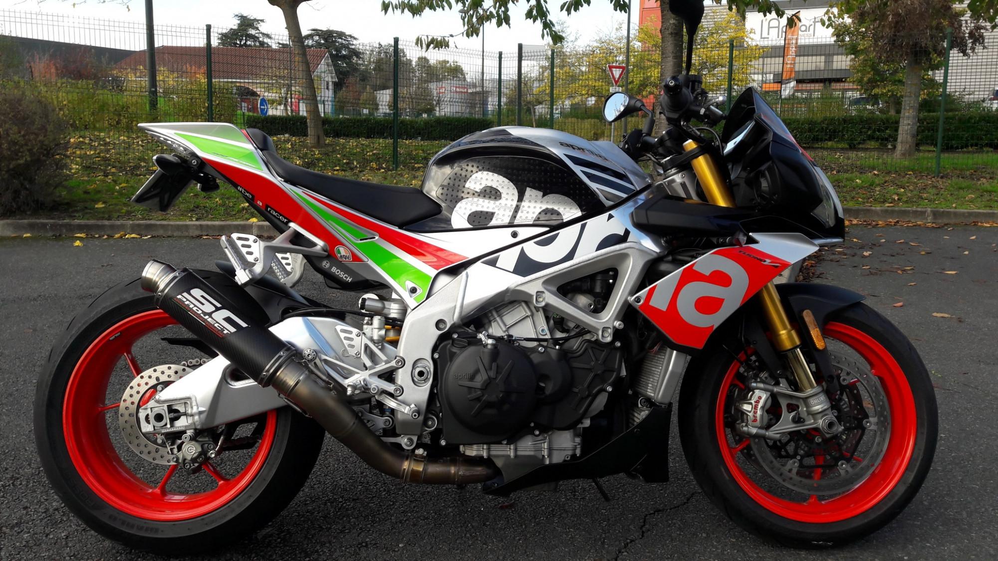Annonce moto Aprilia TUONO V4 1100 FACTORY