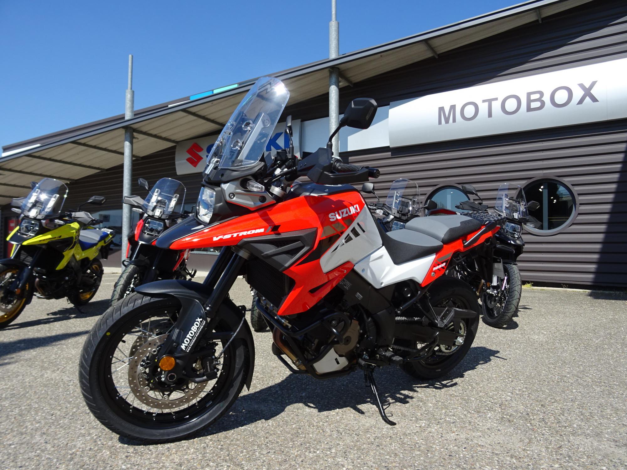 Annonce moto Suzuki DL 1050 V-STROM XT