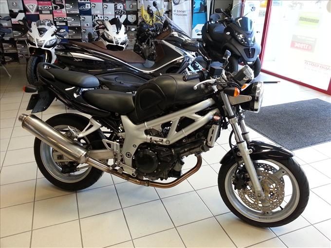 photo de SUZUKI SV 650 occasion de couleur  en vente �  Chateauroux