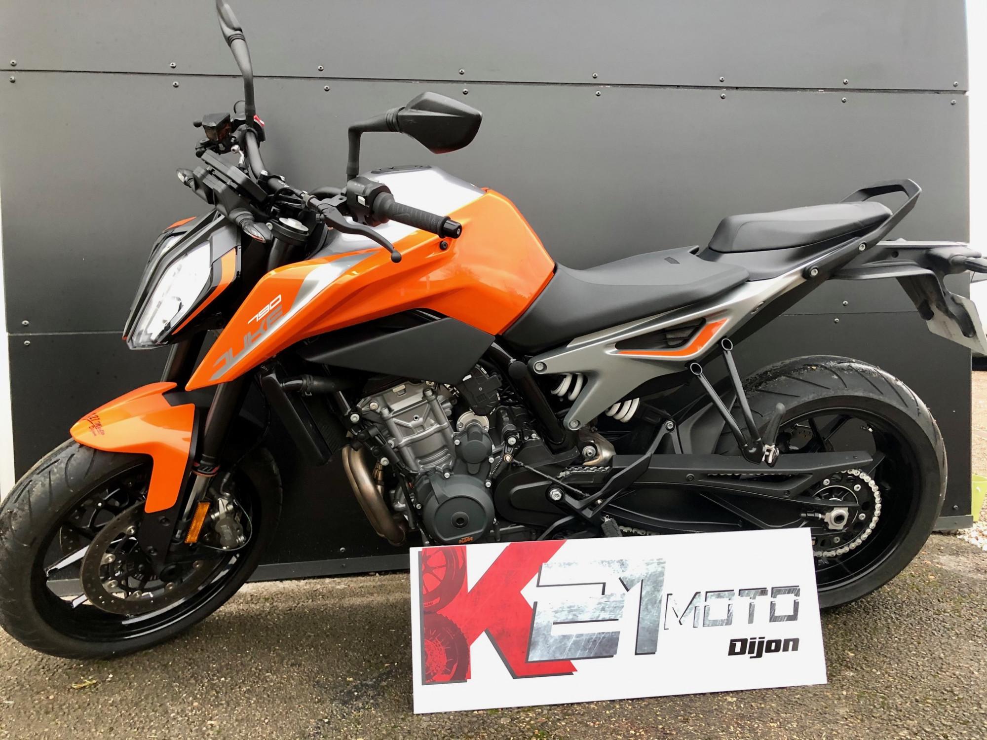 photo de KTM 790 DUKE 790 occasion de couleur  en vente �  Chenove