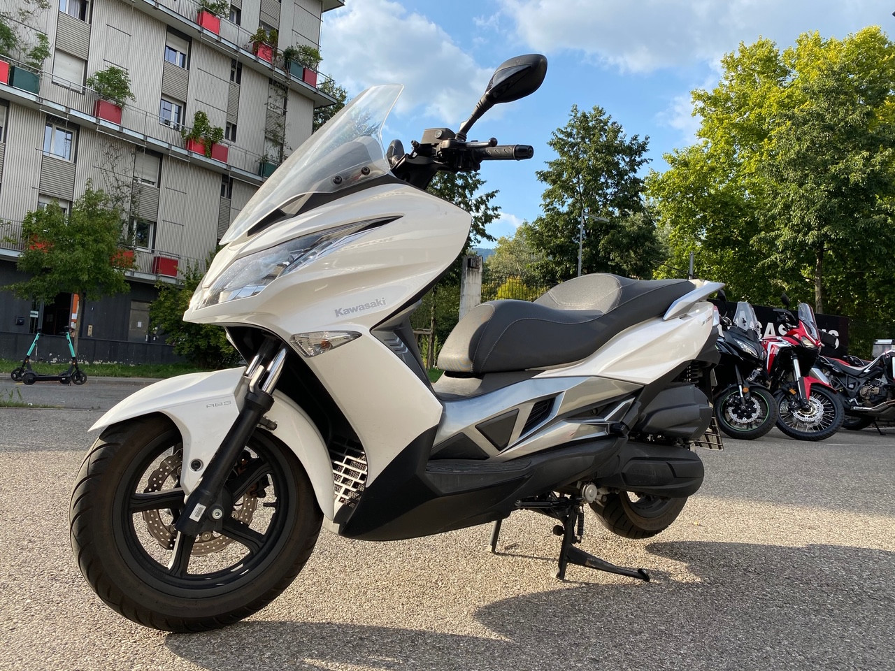 Annonce moto Kawasaki J125 ABS SPECIAL EDITION