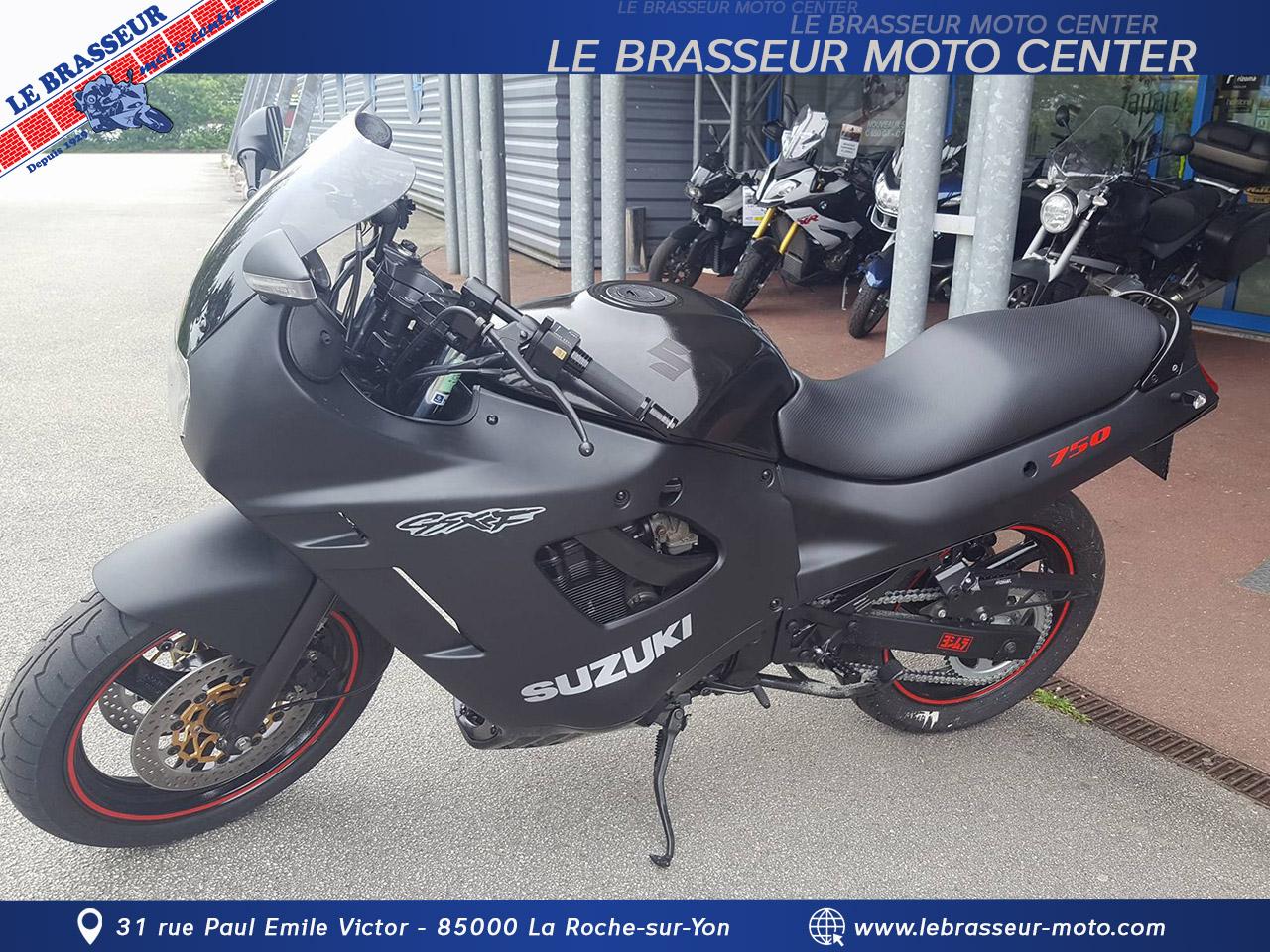 Annonce moto Suzuki GSXF