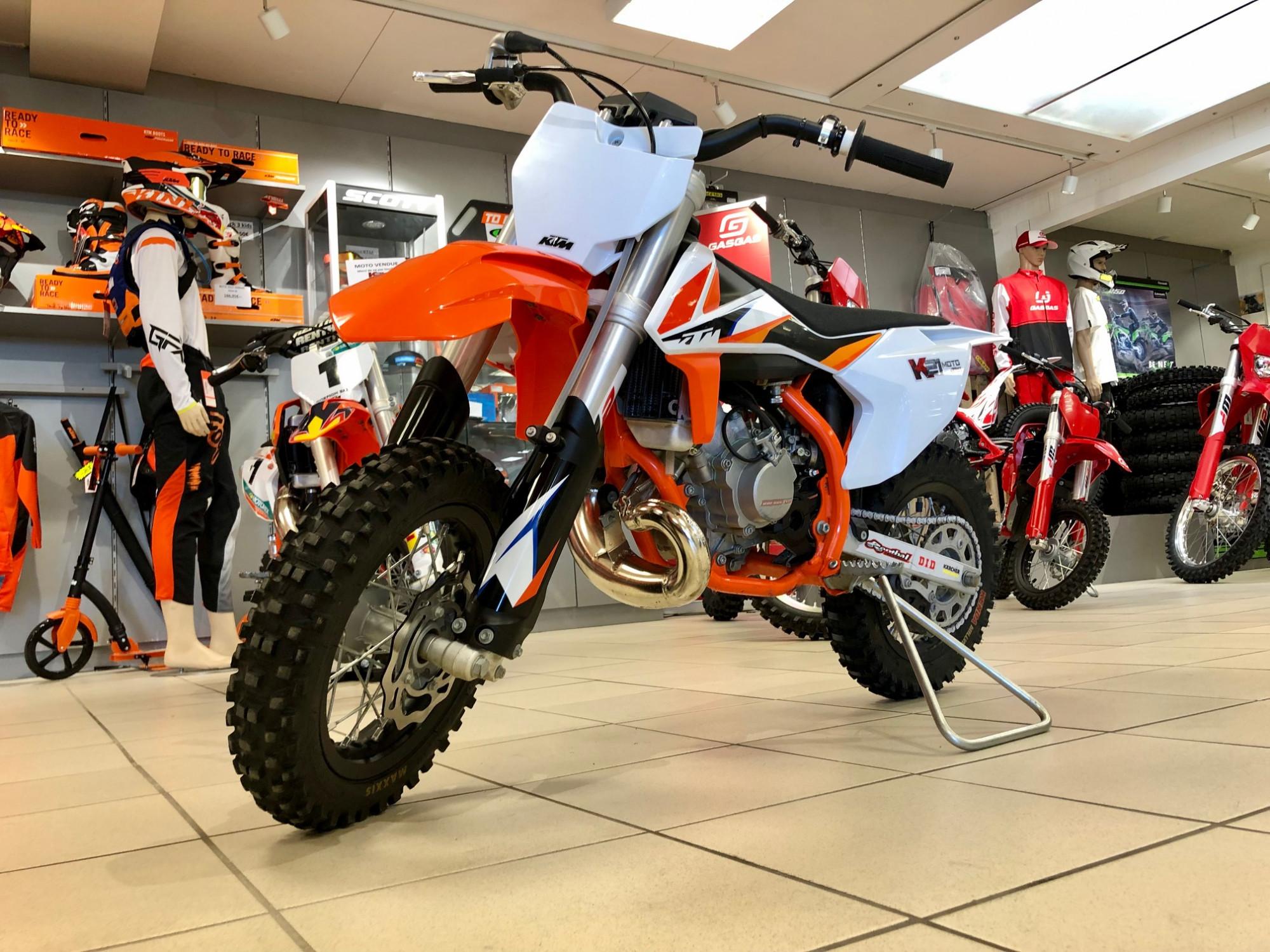 Annonce moto KTM SX 50 mini