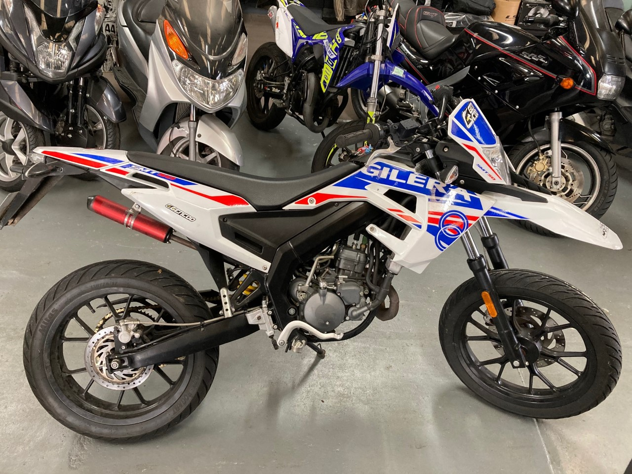 Annonce moto Gilera SMT