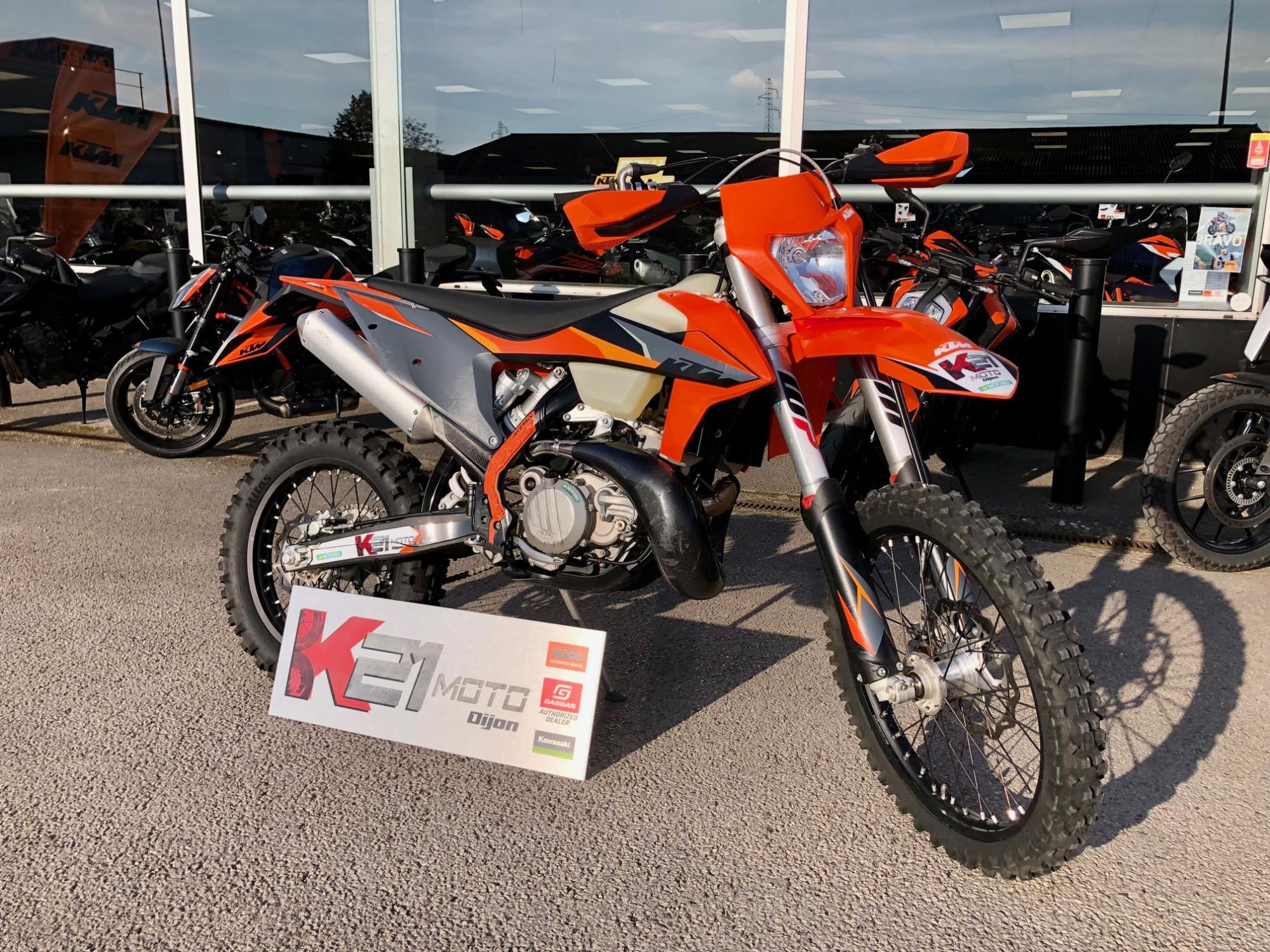 photo de KTM EXC (ENDURO) 250 occasion de couleur  en vente �  Chenove