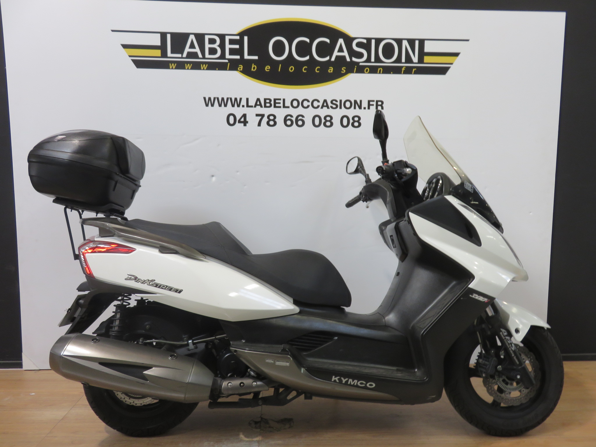 Annonce moto Kymco 300 DINK STREET