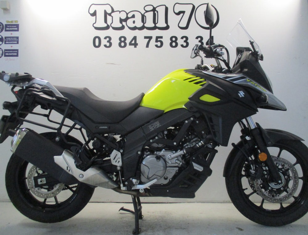 photo de SUZUKI VSTROM 650 ABS 650 occasion de couleur  en vente �  Vesoul