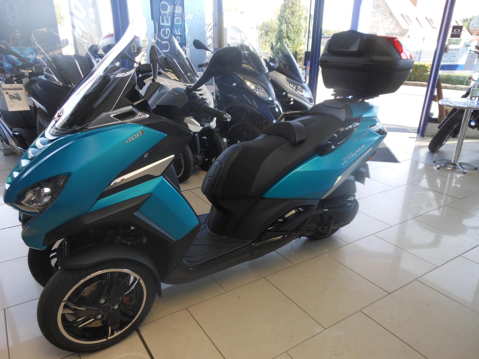 Annonce moto Peugeot METROPOLIS 400