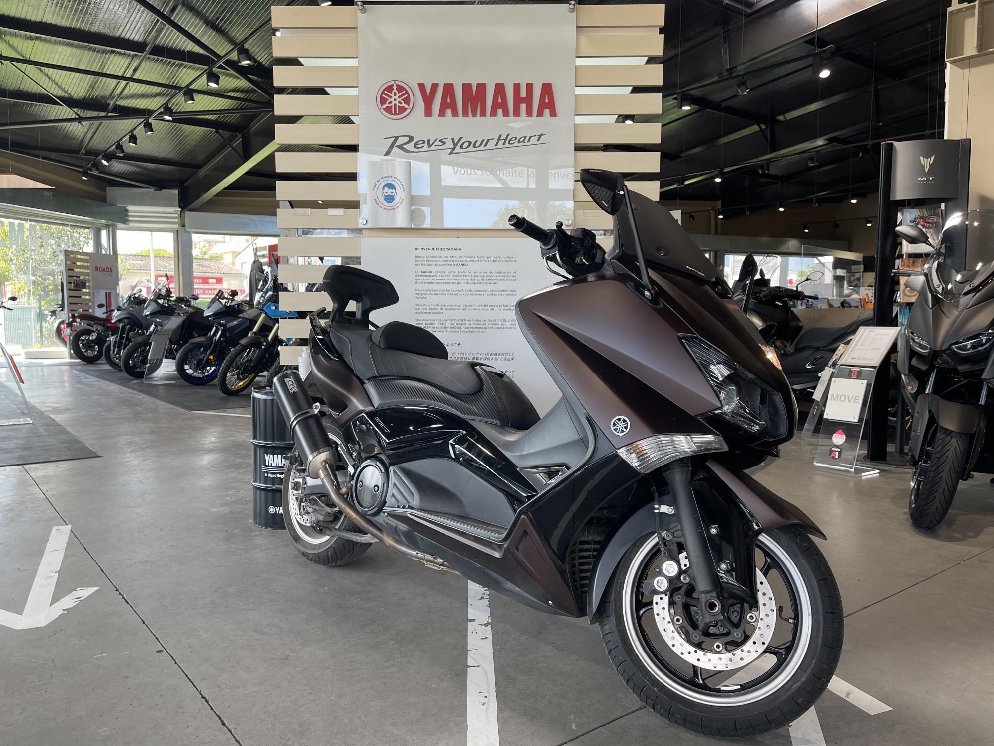 photo de YAMAHA TMAX 530 530 occasion de couleur  en vente �  Toulouse