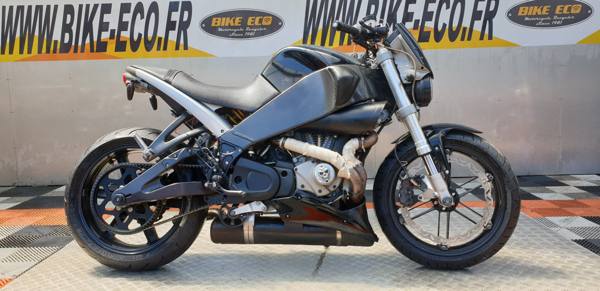 Annonce moto Buell XB12S