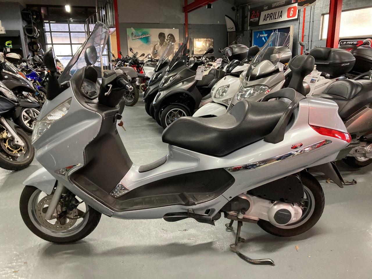 Annonce moto Piaggio X8