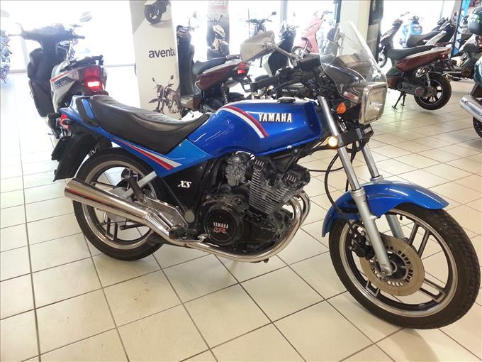 Annonce moto Yamaha XS 400