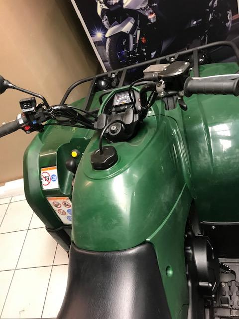 Yamaha YFM 350 F MAGA
