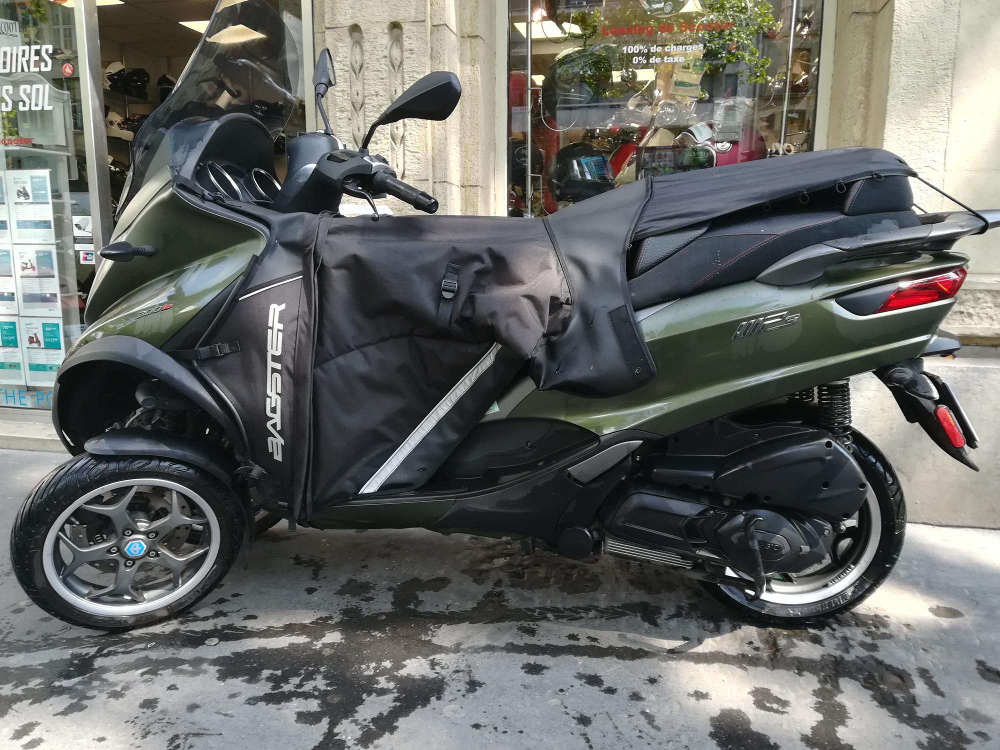Annonce moto Piaggio MP3 300 LT ABS/ASR SPORT