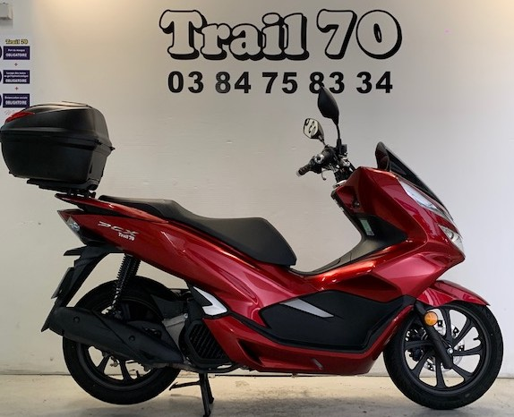 photo de HONDA PCX 125 occasion de couleur  en vente �  Vesoul