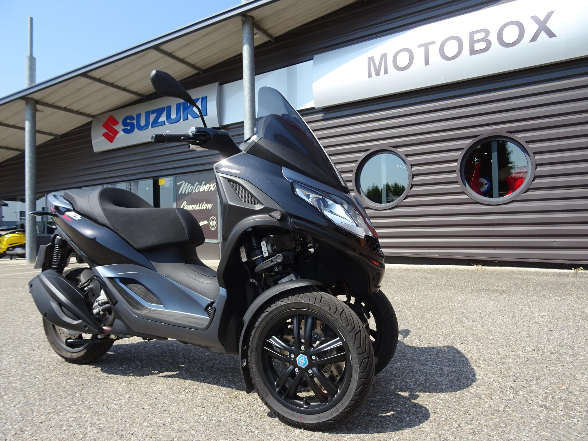 Annonce moto Piaggio
