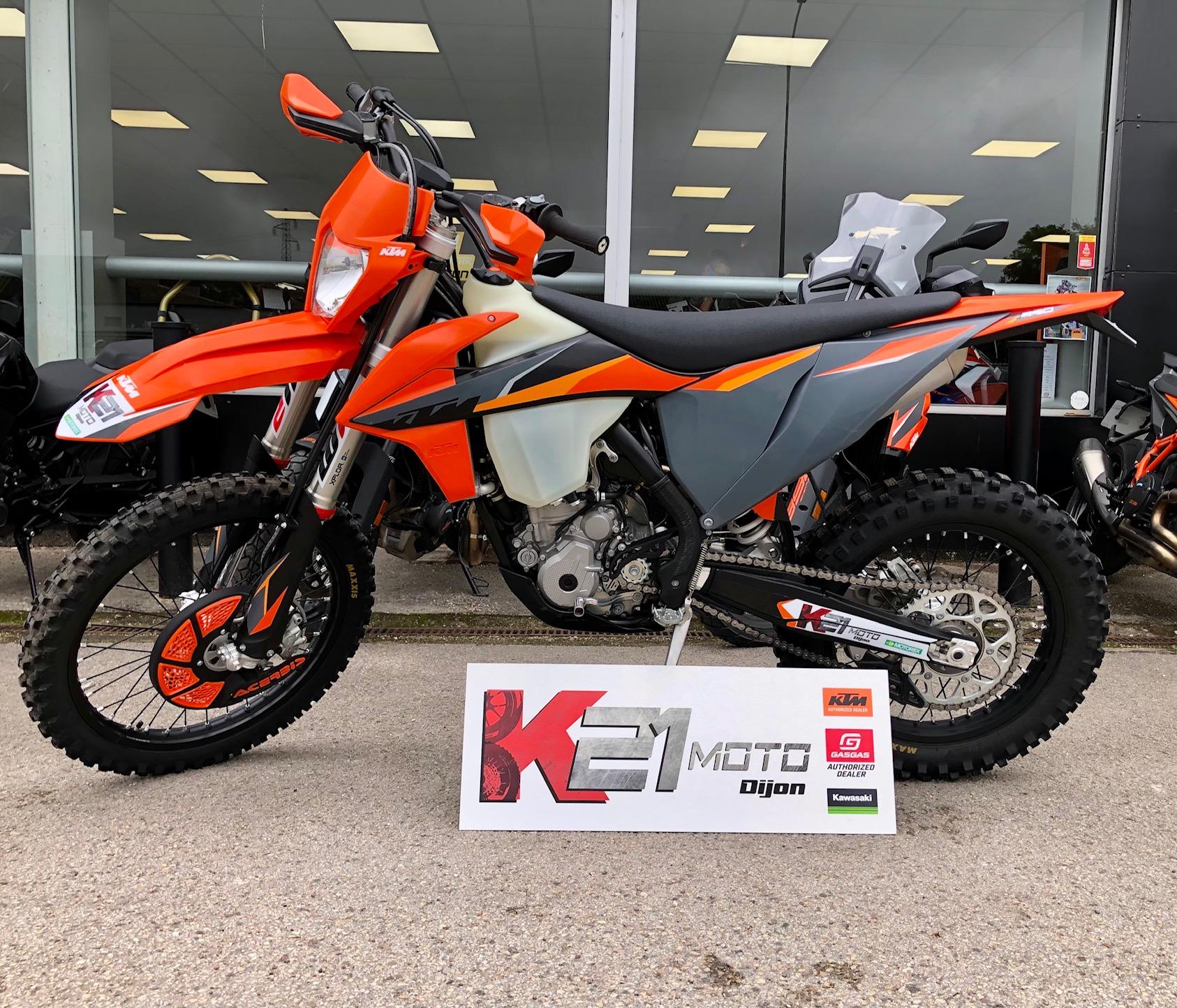 photo de KTM EXC-F 250 (END) 250 occasion de couleur  en vente �  Chenove