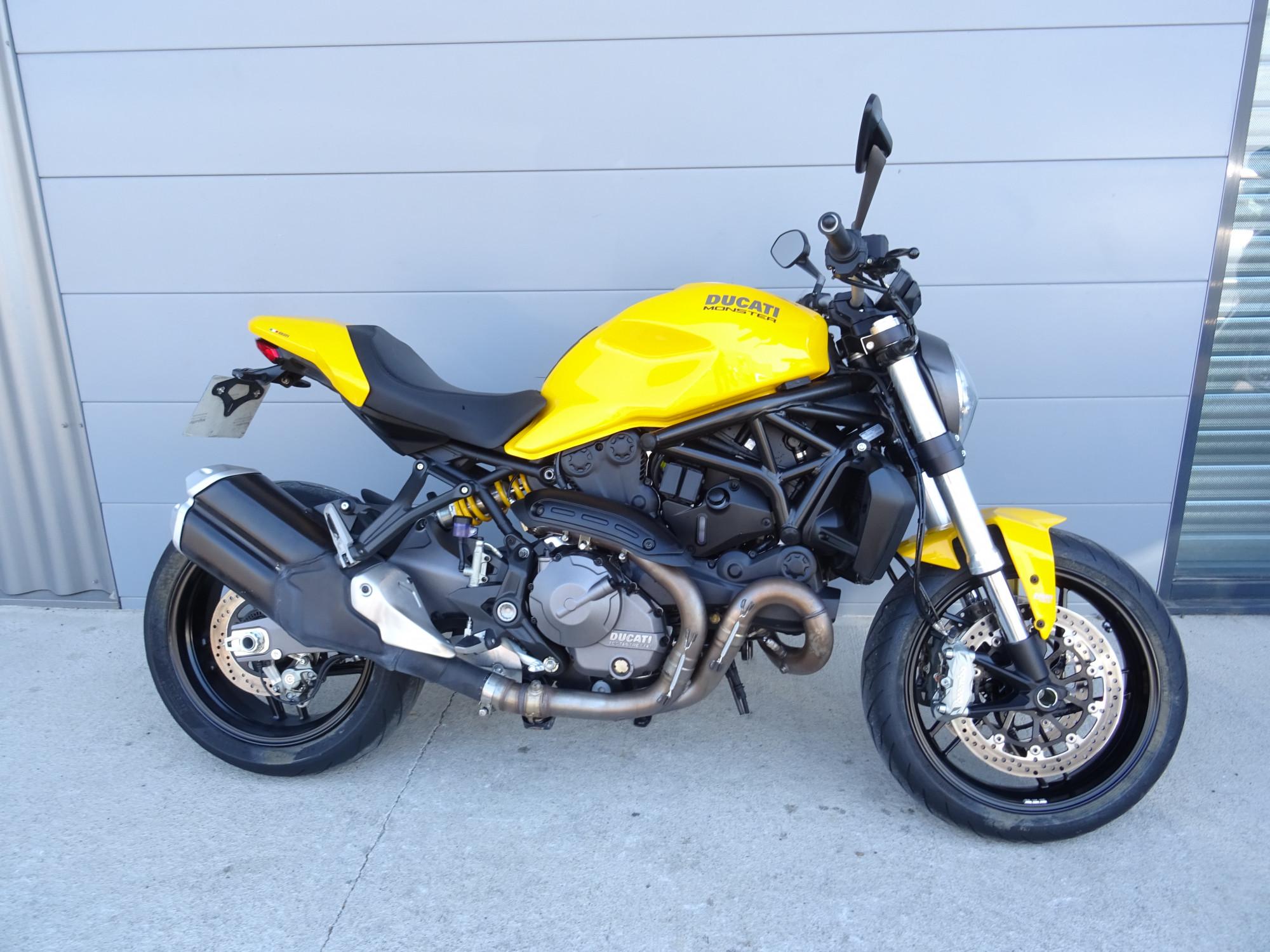 Annonce moto Ducati MONSTER 821