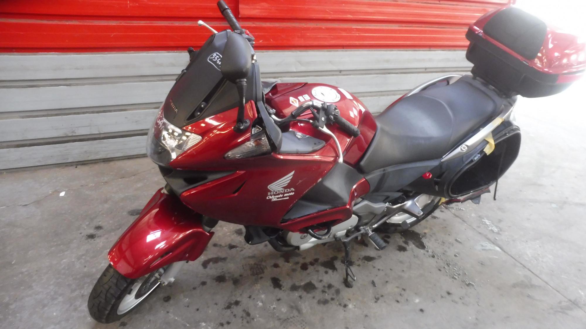 Annonce moto Honda DEAUVILLE