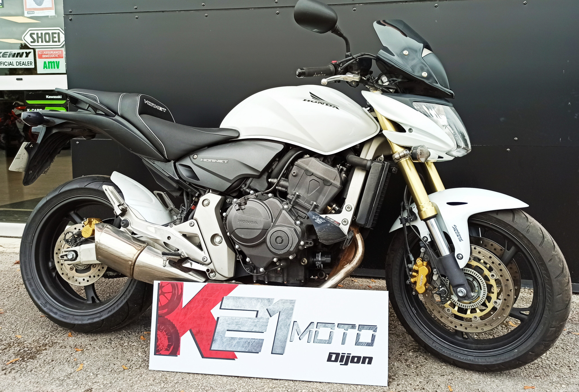 Annonce moto Honda CB HORNET