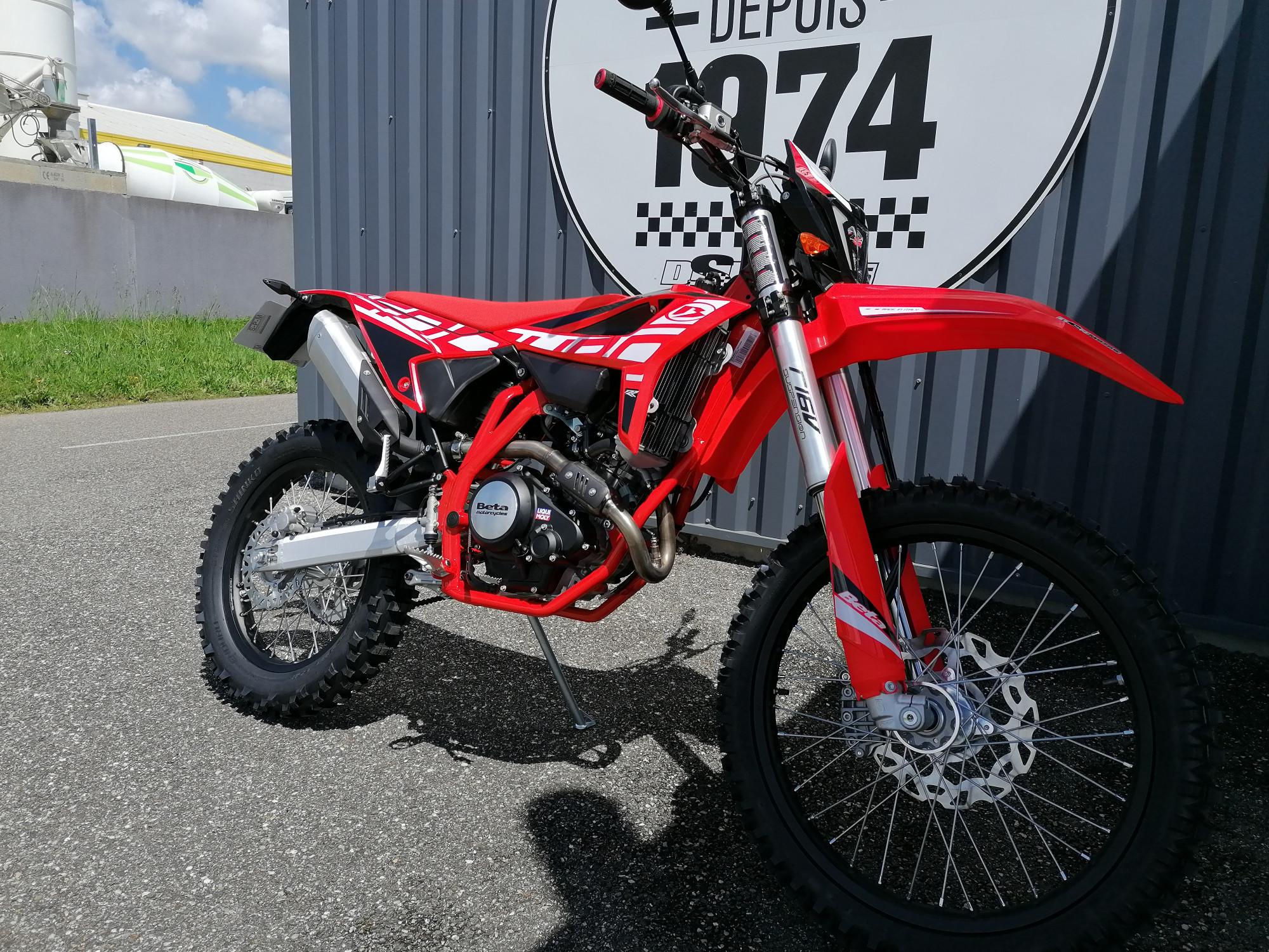 Annonce moto Beta RR 4T 125 LC