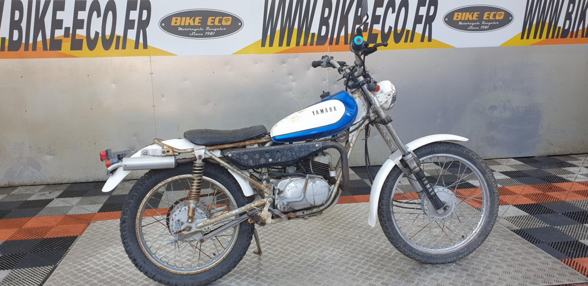 Annonce moto Yamaha TY