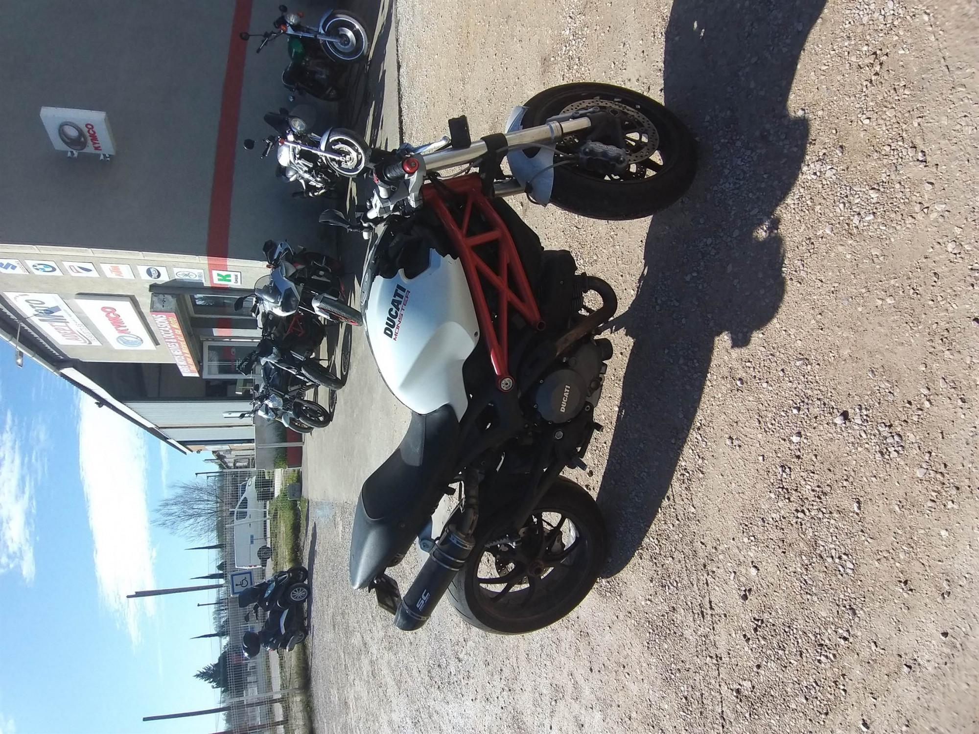 Annonce moto Ducati MONSTER 796
