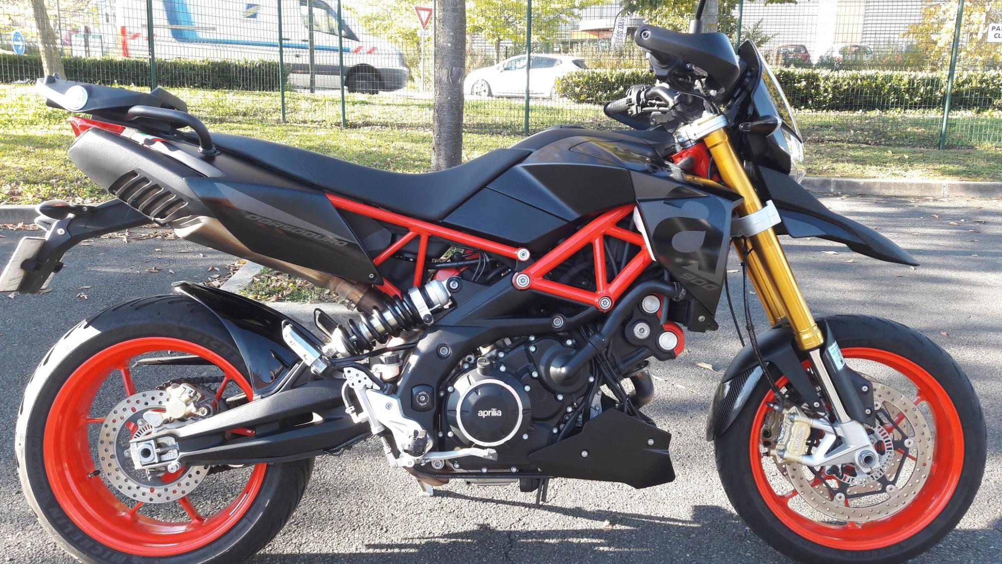 Annonce moto Aprilia DORSODURO 900 ABS