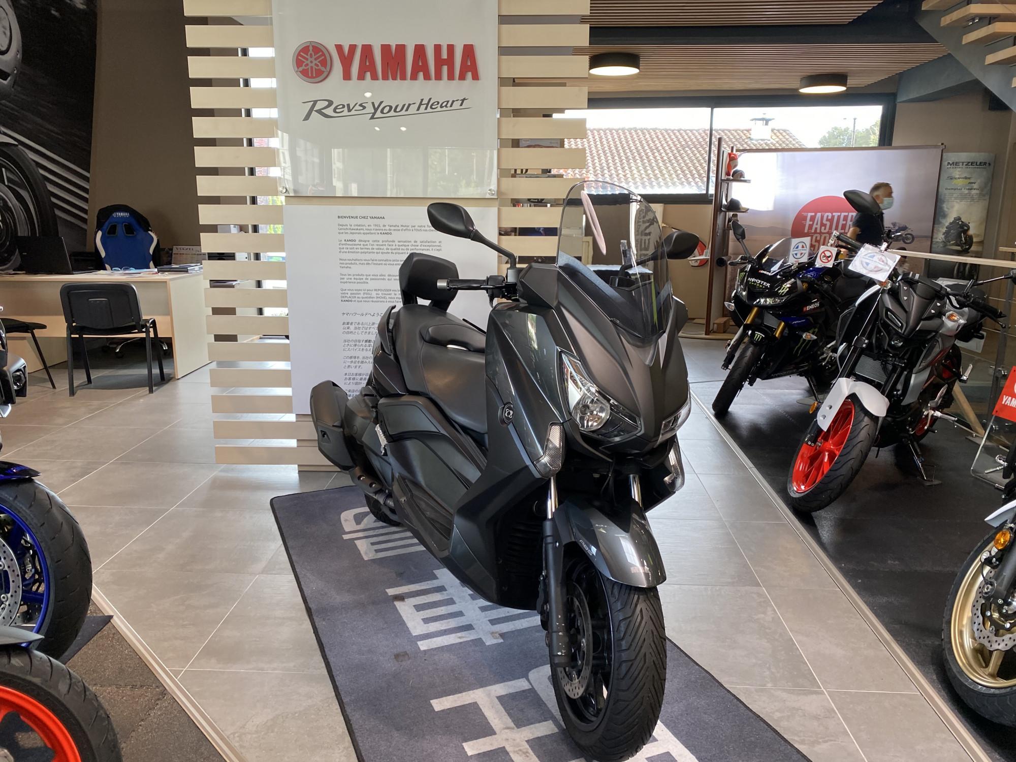 Annonce moto MBK EVOLIS 400
