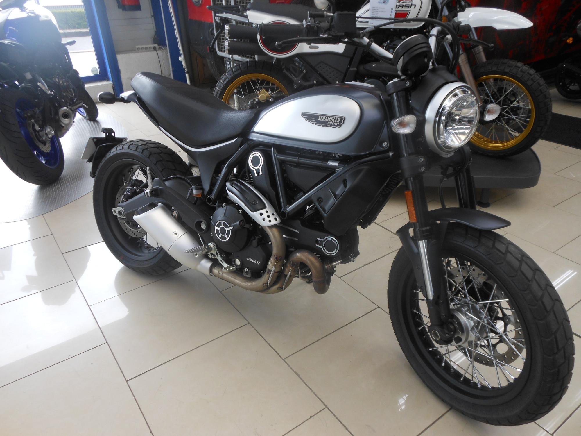 Annonce moto Ducati Scrambler 800